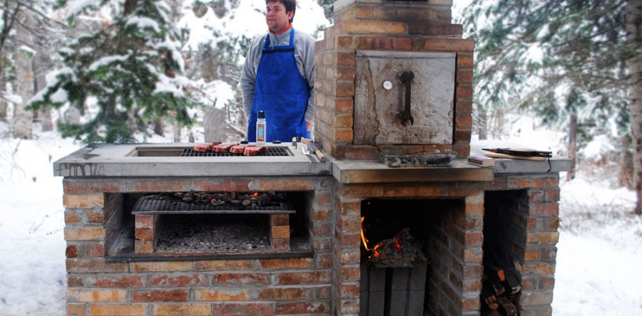 simple steps on how to build a brick smoker homewares insider