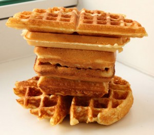 different-waffle-sizes