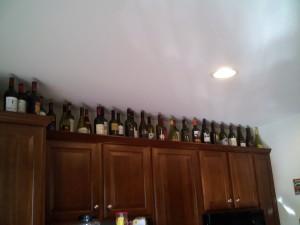 Wine-Bottles-on-Cabinet
