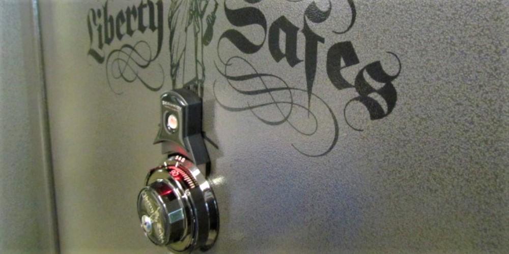 gun safe lock