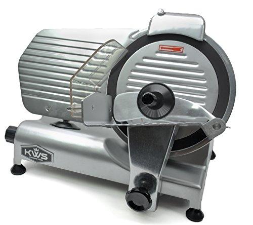 KWS Premium Commercial Meat Slicer