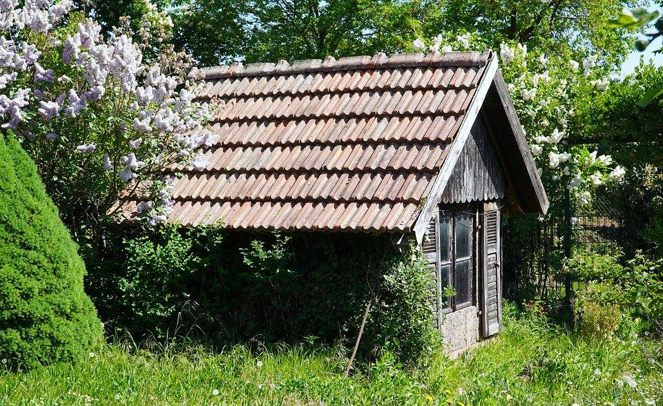 Sheds for homes